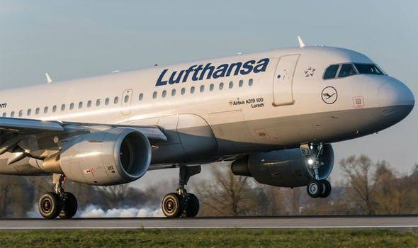 Lufthansa negotiating $10 billion bailout with German government